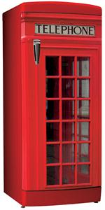 F300 Red Telephone